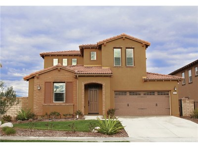 Valencia Single Family Home For Sale: 28636 Iron Village Drive