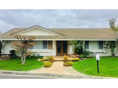 Woodland Hills Rental For Rent: 23244 Aetna Street