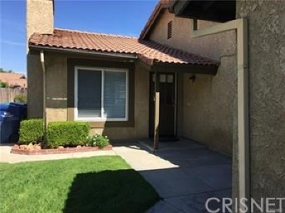Valencia Single Family Home For Sale: 26023 Palomita Drive