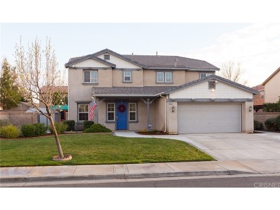 Lancaster Single Family Home For Sale: 4324 Olivera Place