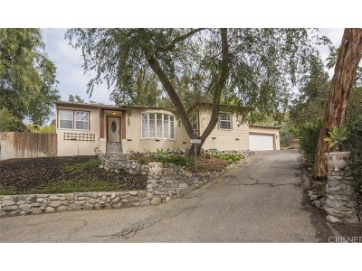 Shadow Hills Single Family Home For Sale: 10640 La Canada Place