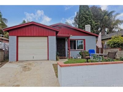 Venice Single Family Home For Sale: 1030 Oakwood Avenue