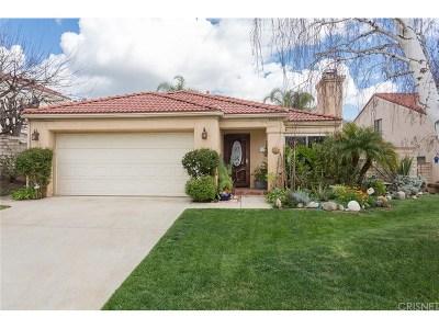 Moorpark Single Family Home For Sale: 7184 Pecan Avenue