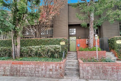 Woodland Hills Condo/Townhouse For Sale: 22028 Collins Street #3
