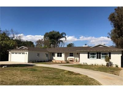 Woodland Hills Rental For Rent: 23051 Collins Street