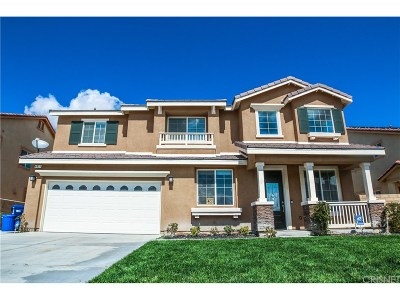 Lancaster Single Family Home For Sale: 4611 Jewel Drive