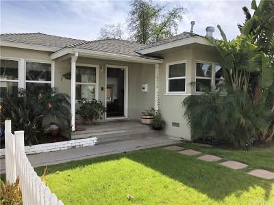 Tarzana Single Family Home For Sale: 18948 Delano Street
