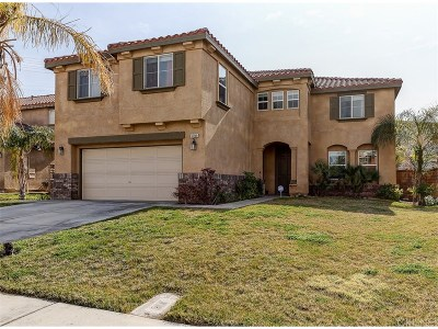 Palmdale Single Family Home For Sale: 37248 Kingcup