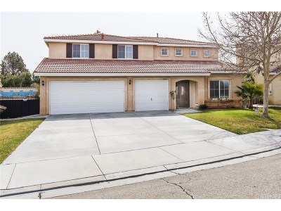 Lancaster Single Family Home For Sale: 2824 Huston Place