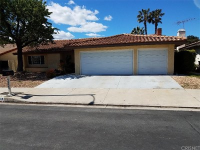 Chatsworth Single Family Home For Sale: 9835 Nevada Avenue