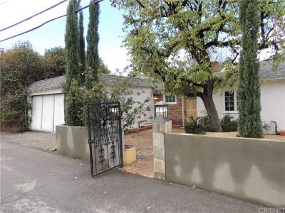 Woodland Hills Single Family Home For Sale: 22450 Macfarlane Drive