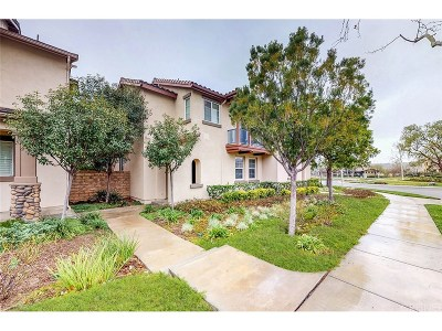 Valencia Single Family Home For Sale: 24050 Cottage Circle Drive
