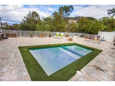Sherman Oaks Single Family Home For Sale: 3440 Camino De La Cumbre