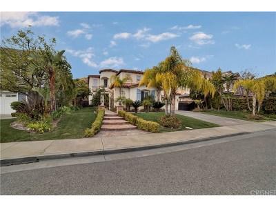Valencia Single Family Home For Sale: 29357 Madeira Lane