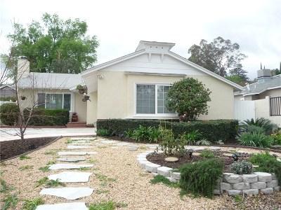 Woodland Hills Rental For Rent: 22116 Del Valle Street