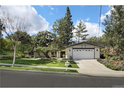 Single Family Home For Sale: 22349 Liberty Bell Road