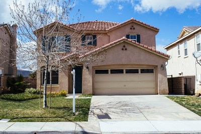 Palmdale Single Family Home For Sale: 37771 Banyan Place