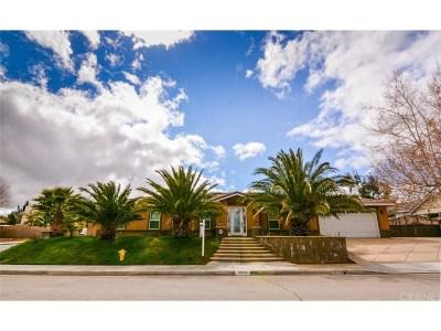 Quartz Hill CA Single Family Home For Sale: $559,900