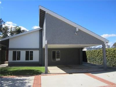 Tarzana Rental For Rent: 5929 Chimineas Avenue