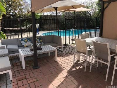 Sherman Oaks Rental For Rent: 14108 Hartsook Street