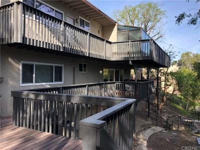 Woodland Hills Rental For Rent: 5188 Llano Drive