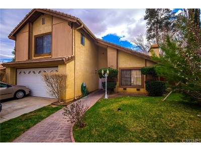 Palmdale Single Family Home For Sale: 2906 E Ave Q3