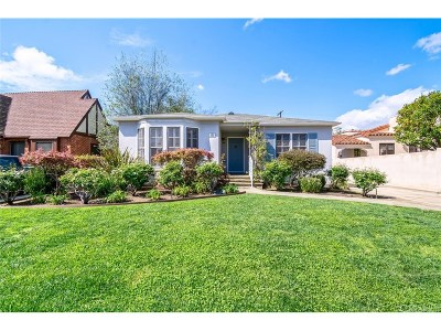 Los Angeles County Single Family Home For Sale: 151 South Vista Street