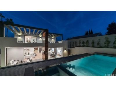 Sherman Oaks Single Family Home For Sale: 4233 Costello