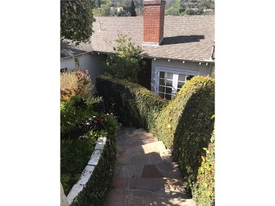 Studio City Single Family Home For Sale: 3977 Sunswept Drive