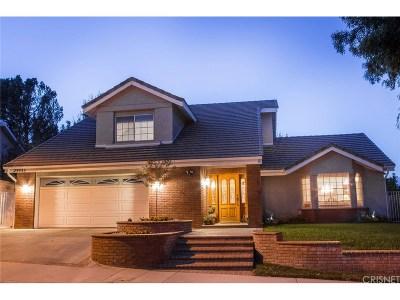 Valencia Single Family Home For Sale: 23933 Via Hamaca