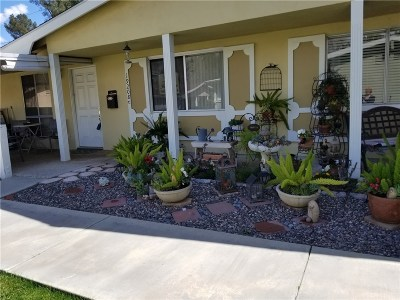 Newhall Condo/Townhouse For Sale: 19208 Avenue Of The Oaks #C