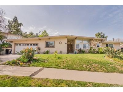 Woodland Hills Single Family Home For Sale: 5853 Lockhurst Drive