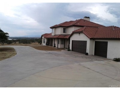 Palmdale Single Family Home For Sale: 322 West Avenue S4