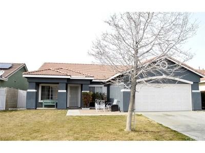 Lancaster Single Family Home For Sale: 45645 Knightsbridge Street