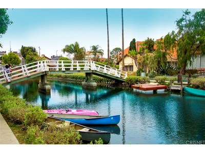 Venice Residential Lots & Land For Sale: 214 Sherman Canal