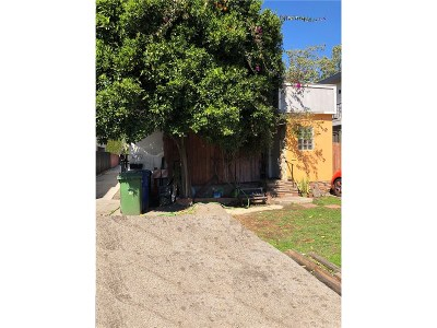 Los Angeles County Residential Income For Sale: 3117 Bagley Avenue