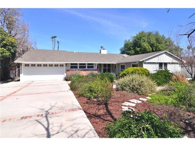Woodland Hills Single Family Home For Sale: 22715 Calvert Street
