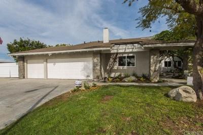 Woodland Hills Single Family Home For Sale: 4532 Tenango Drive