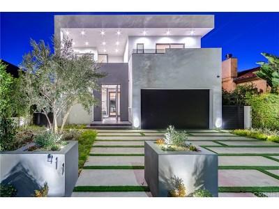 Single Family Home For Sale: 411 North Croft Avenue