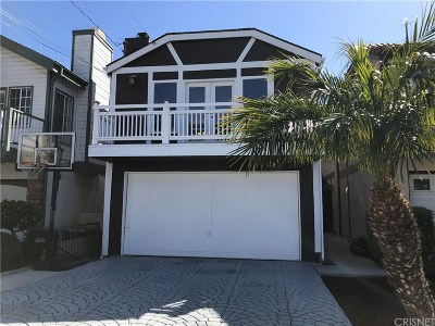 Redondo Beach Single Family Home For Sale: 1606 Wollacott Street