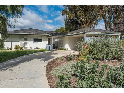 Thousand Oaks Single Family Home For Sale: 971 Montgomery Court
