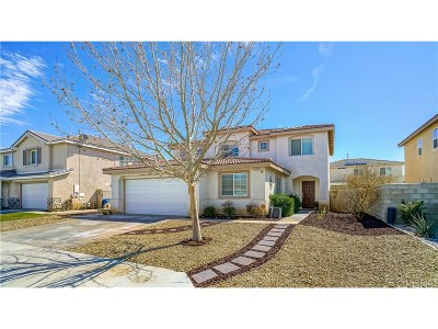 Lancaster Single Family Home For Sale: 3646 East Avenue H9