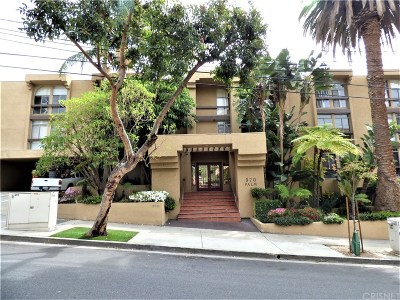 West Hollywood Condo/Townhouse For Sale: 970 Palm Avenue #103
