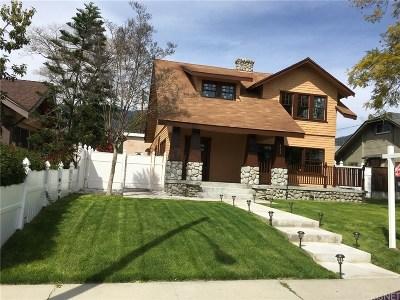 Monrovia Single Family Home For Sale: 411 East Olive Avenue