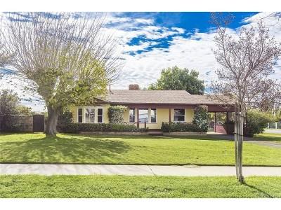 Sylmar Single Family Home For Sale: 15330 Cobalt Street