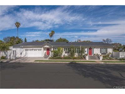 Toluca Lake Single Family Home For Sale: 4231 National Avenue