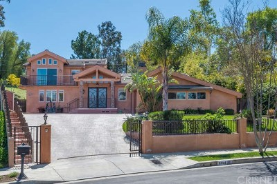 Woodland Hills Single Family Home For Sale: 22136 Independencia Street