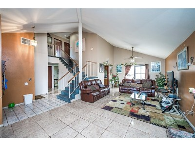 Palmdale Single Family Home For Sale: 38628 27th Street East