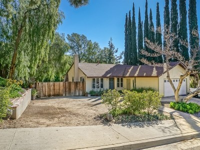Single Family Home Sold: 27424 Onlee Avenue