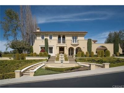 Single Family Home For Sale: 25345 Prado De La Luna